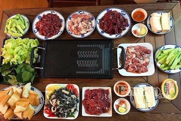 Ăn đồ nướng tại nhà cần chuẩn bị những gì thật ngon thật đầy đủ?